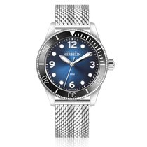 Michel Herbelin Newport Trophy 42mm Blue