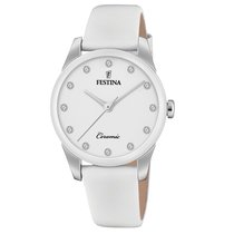 Festina Women's watch 35mm Quartz new Watch with original box and original papers