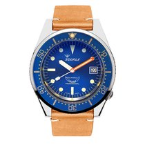 Squale Steel 42mm Automatic 1521OCN.PC new