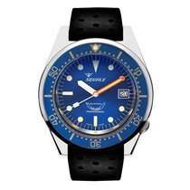 Squale Steel 42mm Automatic 1521OCN.NT new