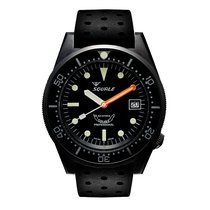 Squale Steel 42mm Automatic 1521PVD.NT new