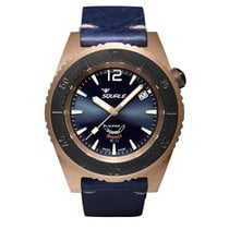 Squale Bronse 42mm Automatisk CASSABRONB.PS ny
