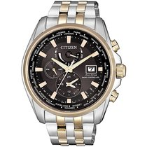 Citizen 44mm Quartz AT9038-53E new