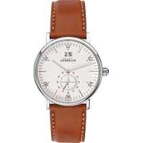 Michel Herbelin 18247-11GO Neu 40mm Quarz