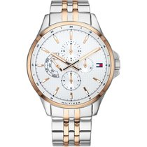 Tommy Hilfiger new Quartz 46mm Steel