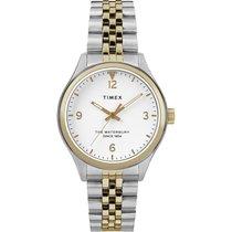 Timex Stahl Quarz TW2R69500 neu