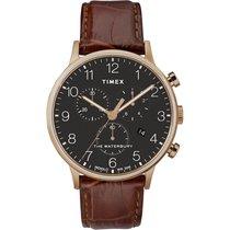 Timex Zlato/Zeljezo Kvarc TW2R71600 nov