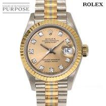 Rolex Lady-Datejust 69179G BIC occasion