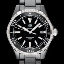 TAG Heuer Aquaracer Lady Ceramic 35mm Black United States of America, California, Burlingame