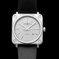 Bell & Ross BR S Steel 39mm Grey United States of America, California, Burlingame