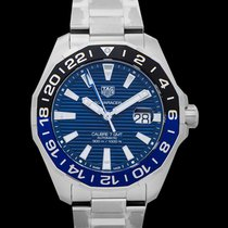 TAG Heuer Aquaracer 300M Steel 43mm Blue United States of America, California, Burlingame