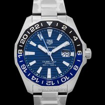 TAG Heuer Steel 43mm Automatic WAY201T.BA0927 new