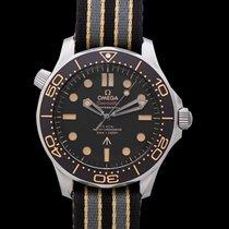 Omega 210.92.42.20.01.001 Titanium 2020 Seamaster Diver 300 M 42mm new United States of America, California, Burlingame