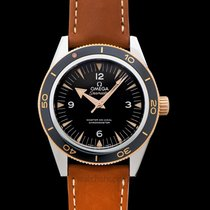Omega Seamaster 300 Steel 41mm Black United States of America, California, Burlingame