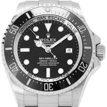 Rolex Sea-Dweller Deepsea 126660 2018 подержанные
