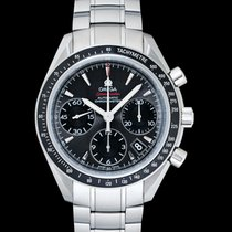 Omega Speedmaster Date Steel 40mm Grey United States of America, California, Burlingame