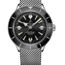 Breitling Superocean Héritage Steel Black