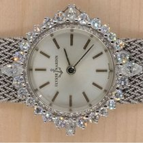Ulysse Nardin White gold Manual winding Champagne 28mm pre-owned