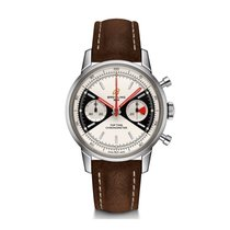 Breitling Top Time Steel White