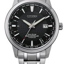 Citizen CB0190-84E New Titanium 43mm Quartz