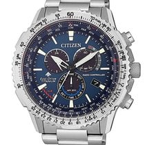 Citizen Promaster Sky new Quartz Chronograph Watch with original box and original papers CB5010-81L