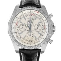 Breitling Bentley 6.75 Steel 48mm Silver No numerals United States of America, Maryland, Baltimore, MD