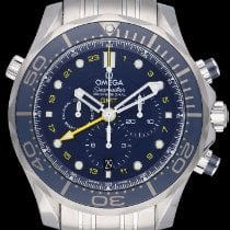 Omega Seamaster Diver 300 M 212.30.44.52.03.001 2019 pre-owned