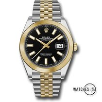 Rolex 126303 Gold/Steel 2019 Datejust 41mm new United States of America, New York, New York