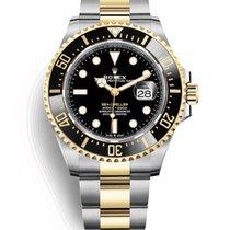 Rolex Sea-Dweller 126603 Új Arany/Acél 43mm Automata