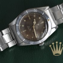 Rolex Submariner (No Date) 5508 Very good Steel 37mm Automatic