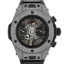 Hublot Big Bang Unico Carbono 45mm Negro Arábigos