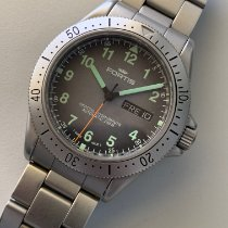 Fortis B-42 Official Cosmonauts Acero 38mm