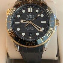 Omega Seamaster Diver 300 M 210.22.42.20.01.001 Sin usar Acero y oro 42mm Automático
