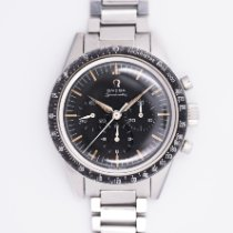Omega Speedmaster Steel 39mm Black