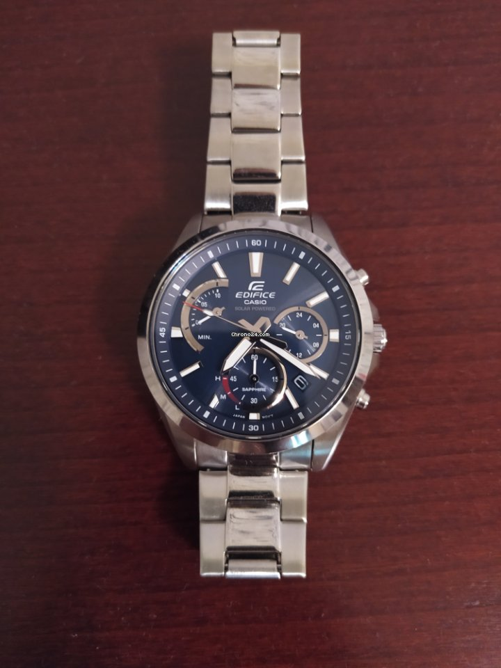 Casio Edifice Efs s520cdb 1bupr Men's Watch à vendre pour