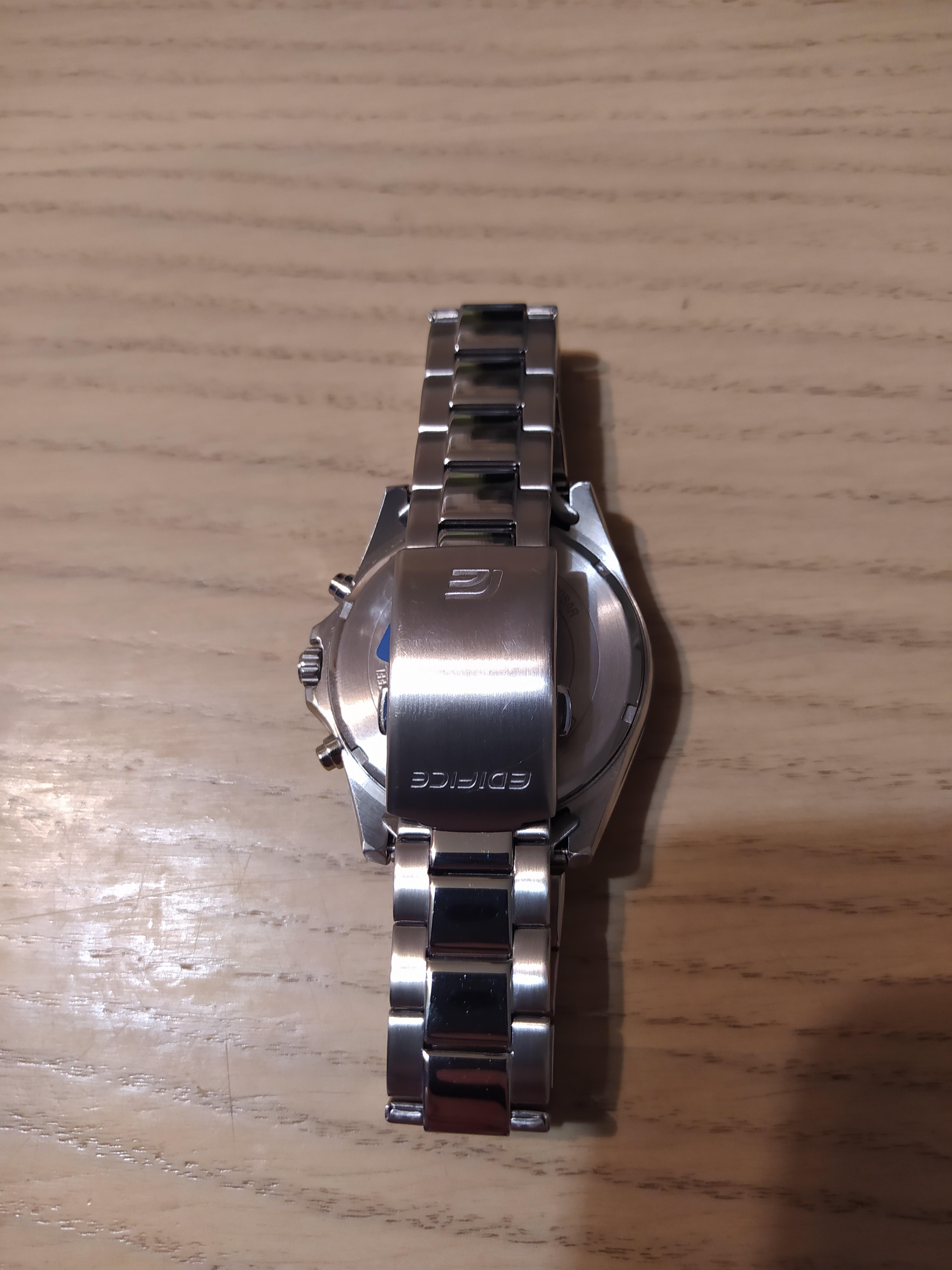 Casio Edifice Efs s520cdb 1bupr Men's Watch à vendre pour