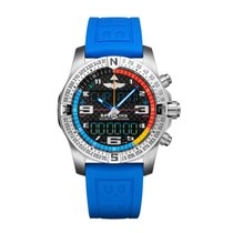 Breitling Exospace B55 Connected Titanium 46mm Black Arabic numerals United States of America, Iowa, Des Moines