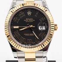 Rolex Datejust II 116333 Good Gold/Steel 41mm Automatic