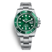 勞力士 Submariner Date 116610LV 2019 新的