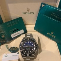 Rolex 126660 Acero 2020 Sea-Dweller Deepsea 44mm nuevo