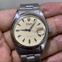 Rolex Steel 34mm Manual winding 6494 pre-owned The Philippines, Quezon City