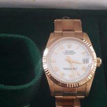 Rolex Datejust Ouro amarelo 31mm Ouro Sem números Brasil, sao paulo