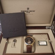 Frederique Constant Manufacture Tourbillon Rose gold 43mm No numerals
