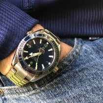 Omega Seamaster Planet Ocean Titanium 42mm Blue No numerals United States of America, Florida, Pembroke Pines