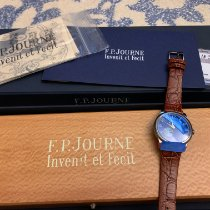 F.P.Journe Souveraine Tantalum 39mm Blue United States of America, New York, New York