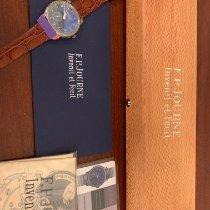 F.P.Journe Souveraine Tantalum 39mm Blue United States of America, New York, New York