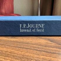F.P.Journe Souveraine Chronometre Bleu Meget god Tantal 39mm Manuelt