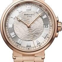 Breguet (ブレゲ) 5517br/12/rz0 ピンクゴールド 2021 マリーン 40mm 新品