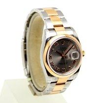 Rolex (ロレックス) Datejust 新品 2004 自動巻き 正規の書類付属の時計 116201