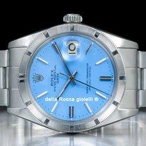 Rolex Oyster Perpetual Date Steel 34mm Blue